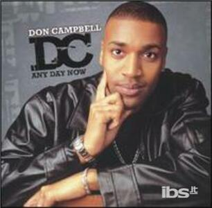 Any Day Now - Vinile LP di Don Campbell