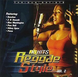R & B Hits Reggae Style 2 - CD Audio