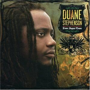 From August Town - CD Audio di Duane Stephenson