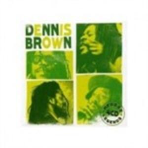 Reggae Legends Box Set - CD Audio di Dennis Brown