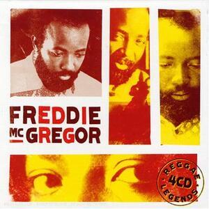 Reggae Legend - CD Audio di Freddie McGregor