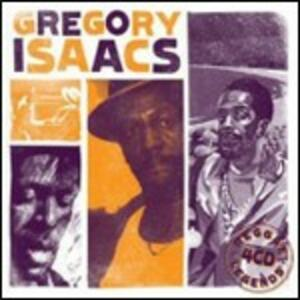 Reggae Legend - CD Audio di Gregory Isaacs