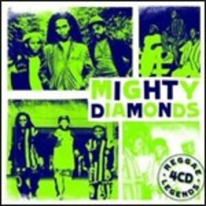 Raggae Legend (CD Box) - CD Audio di Mighty Diamonds