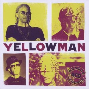 Reggae Legends - CD Audio di Yellowman