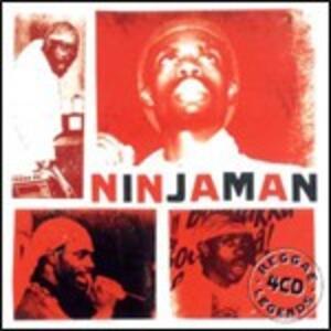 Reggae Legends (CD Box) - CD Audio di Ninjaman