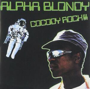 Cocody Rock - CD Audio di Alpha Blondy