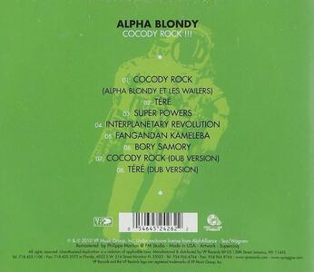 Cocody Rock - CD Audio di Alpha Blondy - 2