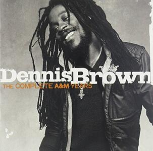 Complete A&M Years - CD Audio di Dennis Brown