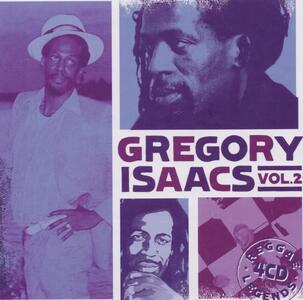 Reggae Legends - CD Audio di Gregory Isaacs