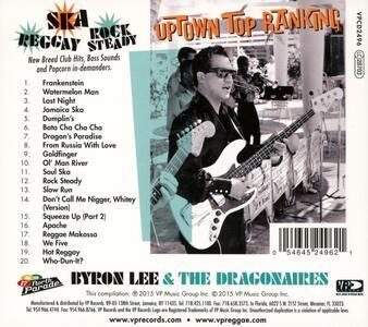 Uptown Top Ranking - CD Audio di Byron Lee,Dragonaires - 2