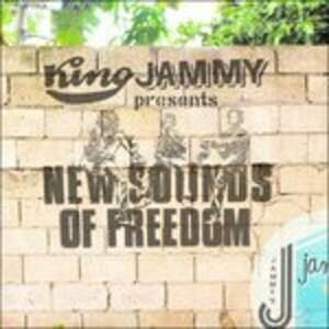 New Sound of Freedom - Vinile LP di King Jammy
