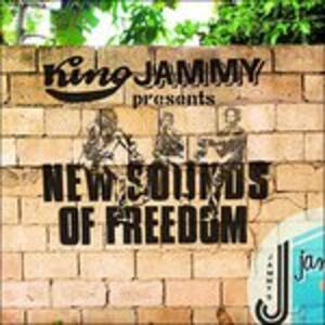 New Sound of Freedom - CD Audio di King Jammy