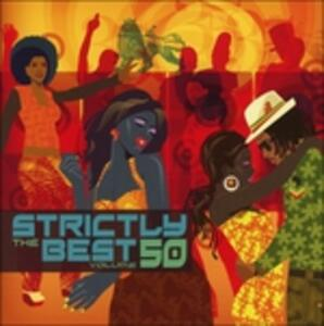 Strictly the Best vol.50 - CD Audio