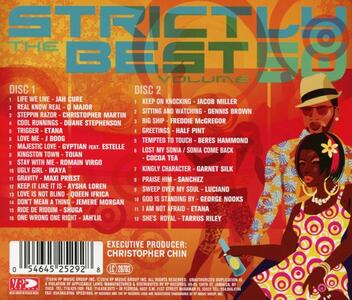 Strictly the Best vol.50 - CD Audio - 2