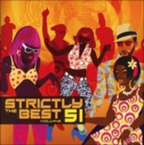 Strictly the Best vol.51 - CD Audio
