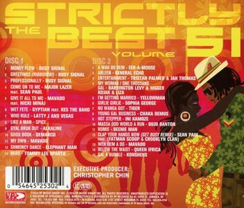 Strictly the Best vol.51 - CD Audio - 2