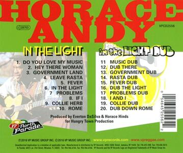 In the Light - CD Audio di Horace Andy - 2