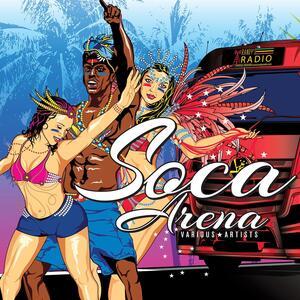 Soca Arena - CD Audio