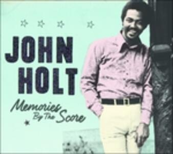 Memories By The Score - Vinile LP di John Holt