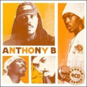 Reggae Legends - CD Audio di Anthony B.