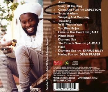 Diamond Sox - CD Audio di Iba Mahr - 2