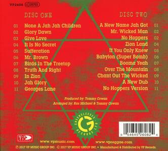 None a Jah Jah Children - CD Audio di Ras Michael,Sons of Negus - 2