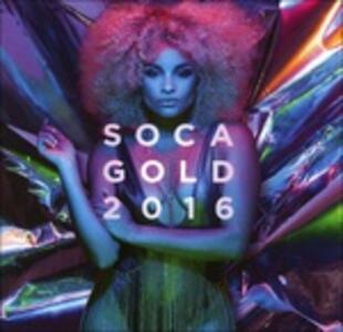Soca Gold 2016 - CD Audio
