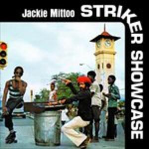 Striker Showcase - CD Audio di Jackie Mittoo