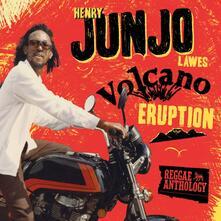 Volcano Eruption - Vinile LP di Henry Junjo Lawes