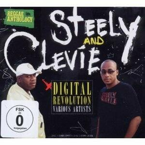 Digital Revolution. Reggae Anthology - CD Audio + DVD di Steely and Clevie