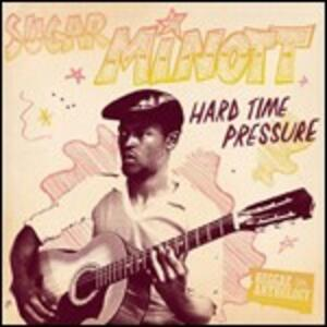 Hard Time Pressure. Reggae Anthology - CD Audio + DVD di Sugar Minott
