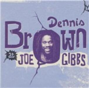 At Joe Gibbs - CD Audio di Dennis Brown