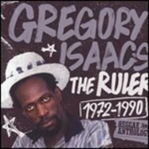 The Ruler. 1972-1990 - CD Audio di Gregory Isaacs