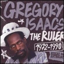 The Ruler. 1972-1990 - CD Audio di Gregory Isaacs