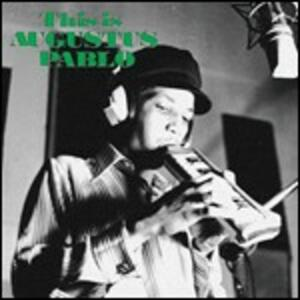 This Is Augustus Pablo - Vinile LP di Augustus Pablo