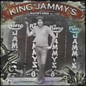 King Jammy's Selector's Choice vol.1 - CD Audio