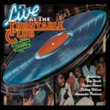 Live at the Turntable Club - CD Audio