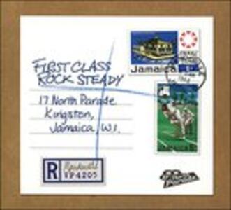 First Class Rocksteady - CD Audio