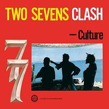 Two Sevens Clash (40th Anniversary Edition) - CD Audio di Culture