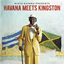 Havana Meets Kingston - Vinile LP di Mista Savona