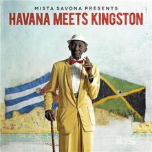 Havana Meets Kingston - CD Audio di Mista Savona