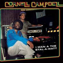 I Man a the Stal-a-Watt - CD Audio di Cornell Campbell