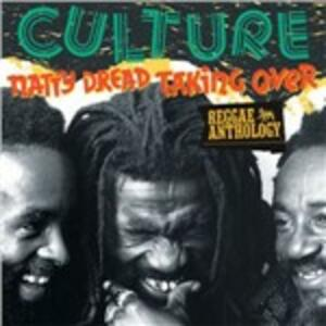 Natty Dread Taking Over. Reggae Anthology - CD Audio + DVD di Culture