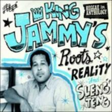 Roots Reality and Sleng Teng - CD Audio + DVD di King Jammy