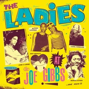 Ladies at Joe Gibbs - CD Audio