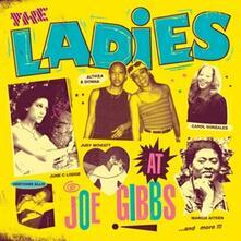Ladies at Joe Gibbs - CD Audio