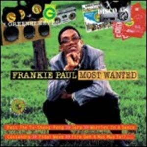 Most Wanted - Vinile LP di Frankie Paul