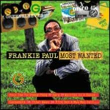 Most Wanted - CD Audio di Frankie Paul