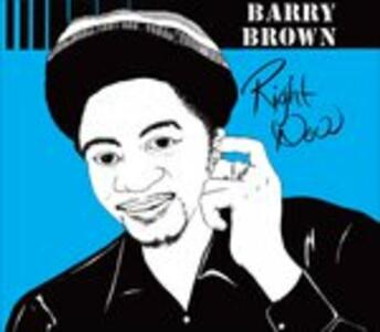 Right Now - CD Audio di Barry Brown