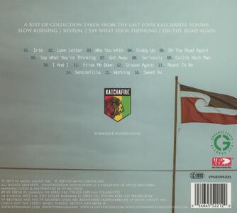 Best So Far - CD Audio di Katchafire - 2